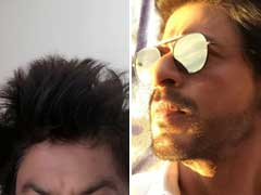 Shah Rukh Khan Tweets His Bed Hair Pic, Twitter Shares Some Of Its Own