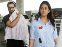 Trending: Shahid Kapoor, Mira and Misha's Adorable Airport Pictures