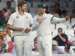 Shane Watson Hits back at Michael Clarke Over 'Tumour' Jibe