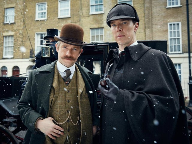 Sherlock Says Season 4 May be The End of It