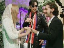 Shia Labeouf Marries Mia Goth, Exchange Unusual Vows