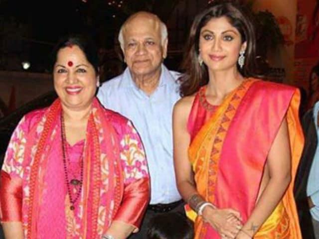 Shilpa Shetty's Father Surendra Shetty Dies