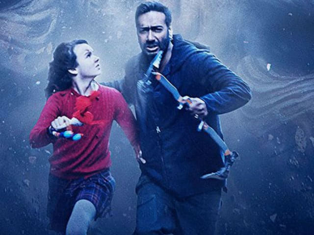 Ajay Devgn's Sure That Children Will be 'Inspired' By Shivaay