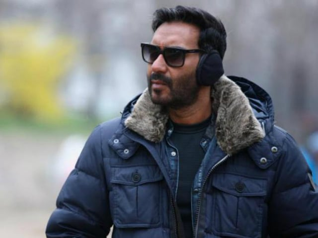 Ajay Devgn Thanks Censor Board Chief For Shivaay's U/A Certification