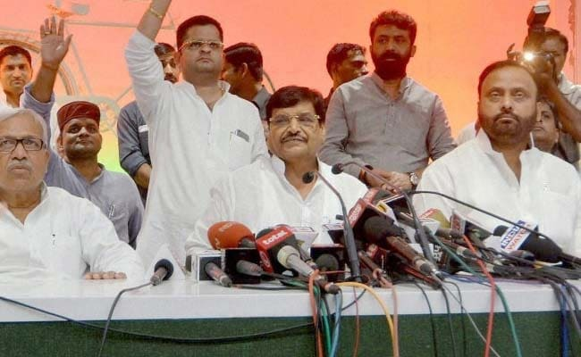 Uncle Vs Nephew As Shivpal Yadav Goes UP Against Akshay In UP's Firozabad