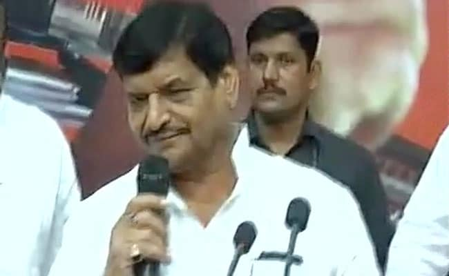 'Can't Tolerate Being Ignored': Shivpal Yadav On Role In Samajwadi Party