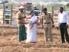 "Mamata Banerjee ""Committed To Farmers"", Recalls ""Historic Day"" For Singur"