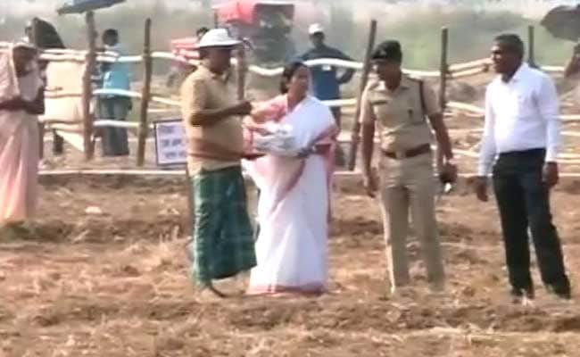 Mamata Banerjee 'Committed To Farmers', Recalls 'Historic Day' For Singur