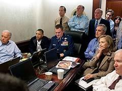 जब मैं ओसामा पर आक्रमण के अभियान की निगरानी कर रही थी तब ट्रंप टीवी शो होस्ट कर रहे थे: हिलेरी