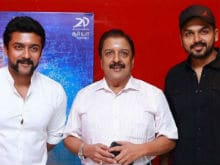 Suriya, Karthi's Befittingly Artistic Tribute To Actor-Father Sivakumar On Birthday