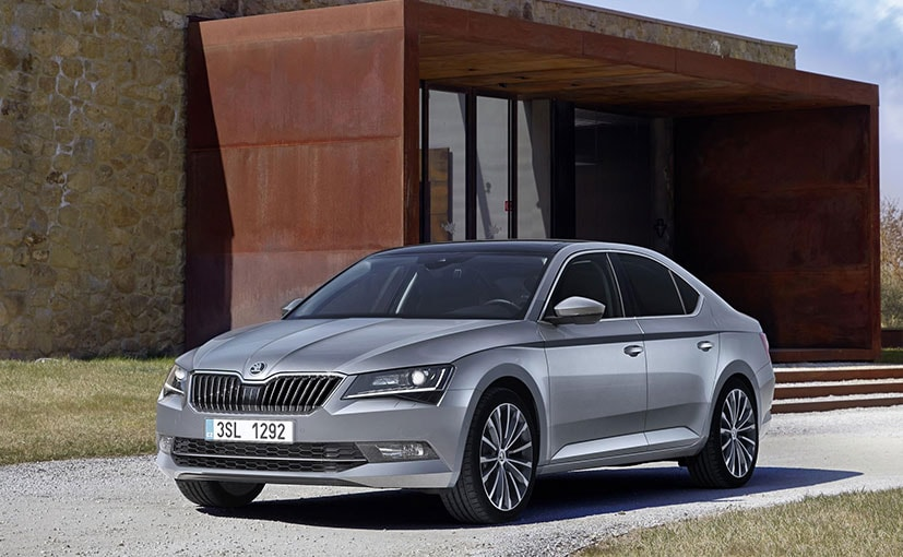 skoda superb wins ndtv car of the year 2017 award ndtv carandbike. Black Bedroom Furniture Sets. Home Design Ideas
