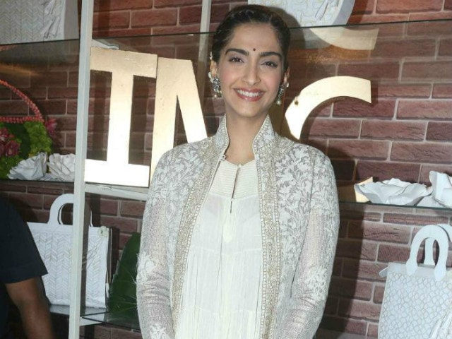 Sonam Kapoor is Really Looking Forward to Battle for Bittora