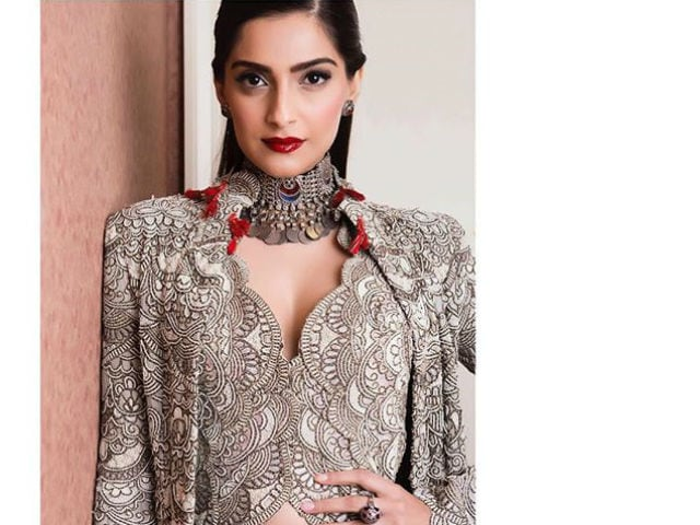 When Sonam Kapoor Rejected A Top Modelling Offer For Saawariya