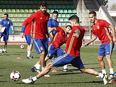 Italy Expect Vengeful, 'More Motivated' Spain