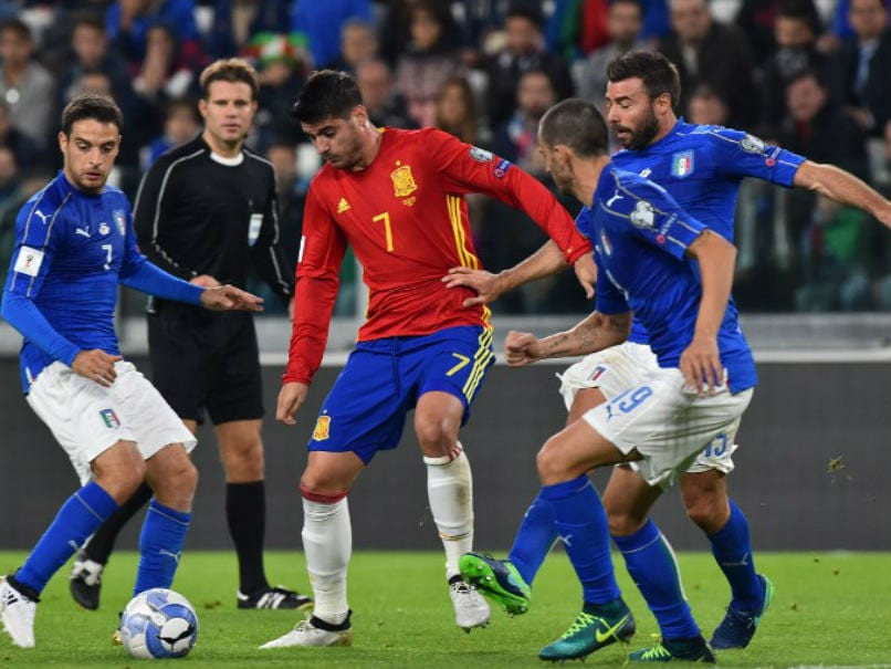 World Cup Qualifiers: Italy Fight Back to Hold Spain, Wales Denied in Austria