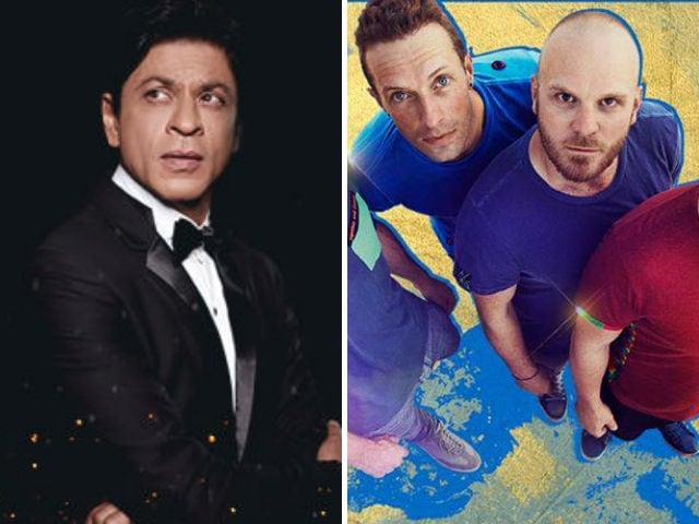 Coldplay Concert Alert: Shah Rukh Khan Enters Celeb Line Up