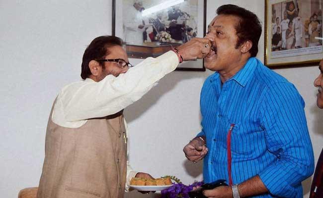Malayalam Superstar Suresh Gopi Makes It Official, Joins BJP