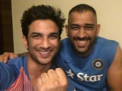 Sushant Singh Rajput Makes His Presence Felt as Mahendra Singh Dhoni Finally Hits Form in Mohali