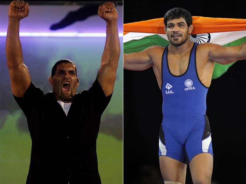 Sushil Kumar Set to Follow The Great Khali With Bumper WWE Deal