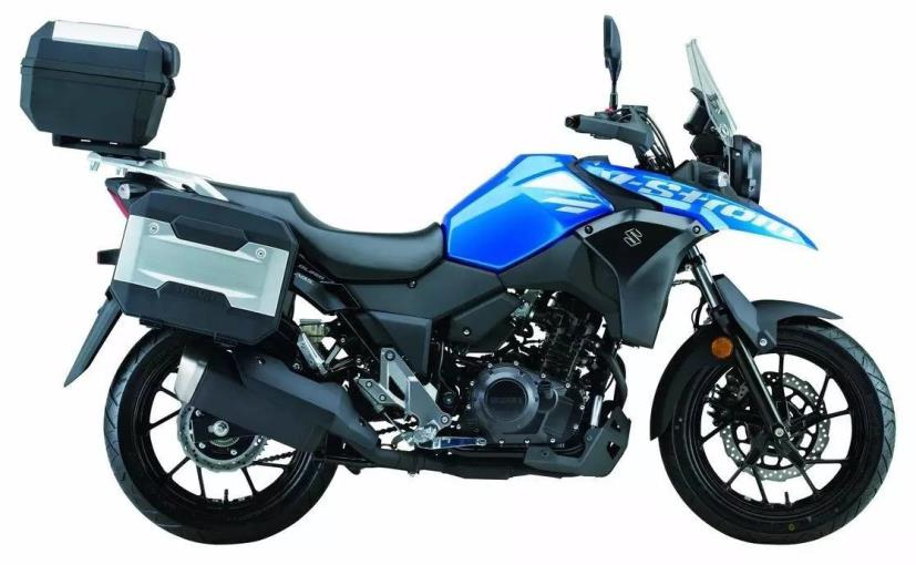 suzuki motorcycles will not launch the gsx-r250 and v-strom 250 in