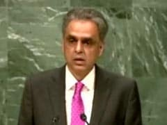 At UN, India Raises Questions About Source Of Terror Funding