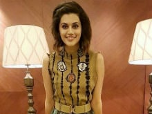 Taapsee Pannu is Taking Martial Arts Lessons For <i>Naam Shabana</i>