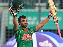 Tamim Iqbal Stars As Bangladesh Crush Afghanistan To Win ODI Series