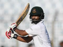 BANvsENG टेस्ट : तमीम इकबाल ने इंग्लैंड के गेंदबाजों की खूब खबर ली, बांग्लादेश का स्कोर 221/5