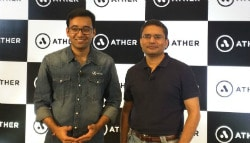 Hero MotoCorp To Invest Up To Rs. 205 Crore In Ather Energy