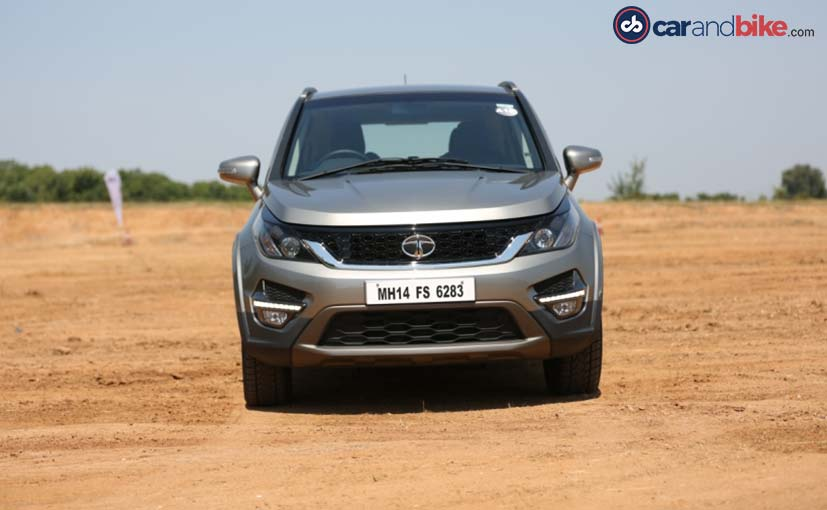 Tata Hexa SUV Features