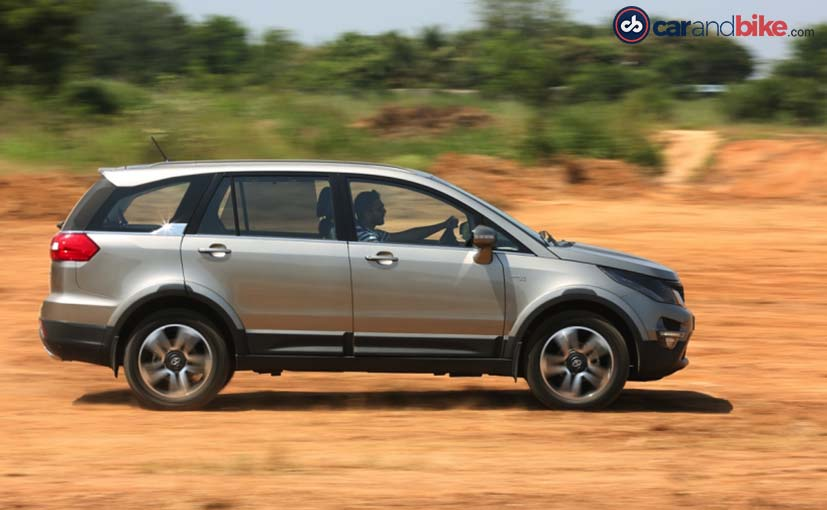 Tata Hexa Performance