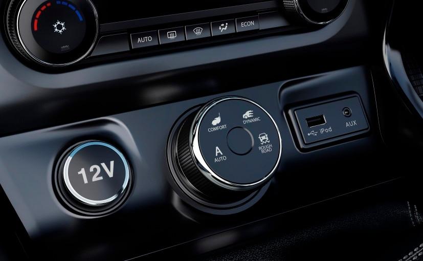 Tata Hexa - Super Drive Modes