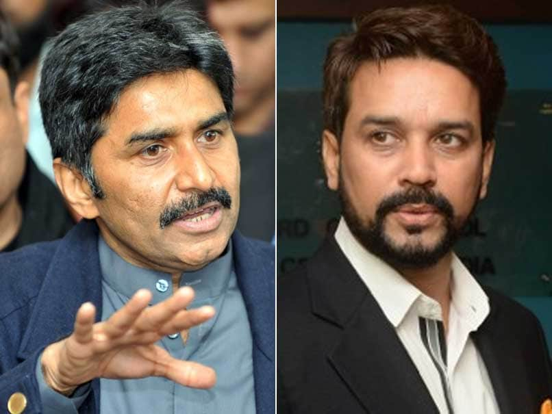Javed Miandad Hasn't Recovered From Pakistan's Defeats: Anurag Thakur