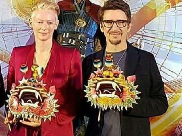 Doctor Strange Director On Casting Tilda Swinton Amidst Racism Allegations