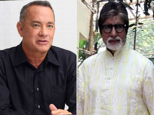Tom Hanks Says, 'For Us, Indian Movies Were Big B Running Around in His Glasses'