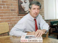 Prominent Anti-Vietnam War Activist Tom Hayden Dead At 76: Reports