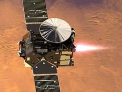 Robot Explorers All Set For Mars Tryst: European Space Agency
