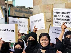 Human Sacrifice Years Old Too, Centre Tells Court, Opposing Triple Talaq