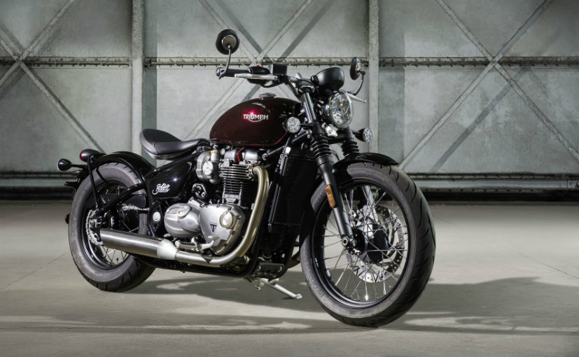 Triumph Bonneville Bobber: All You Need To Know