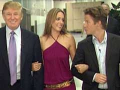 Trump Recorded Having Lewd Conversation About Women In 2005