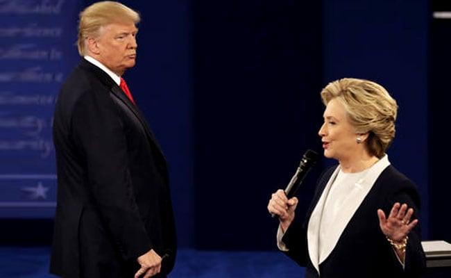 Hillary Clinton Warns Against Donald Trump's Finger On Nuclear Button