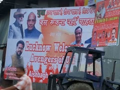'Welcome, Uri Avengers' Say Posters Featuring PM Modi In Lucknow