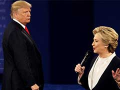Hillary Clinton, Donald Trump Go All-In With Last Debate In Las Vegas