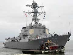 US Destroyer Targeted In Failed Missile Attack From Yemen: Officials