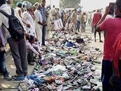 Akhilesh Yadav Orders Probe Into Varanasi stampede