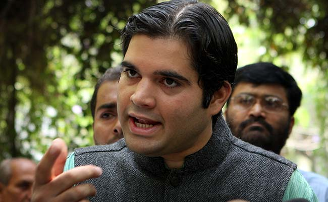 Varun Gandhi Back On BJP List Of 40 Star Attractions In UP. At Number 39