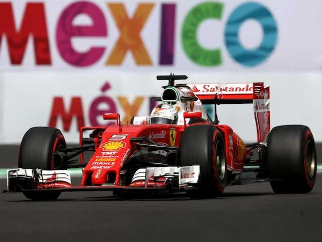 Mexican Grand Prix: Sebastian Vettel Hands Ferrari Boost, Lewis Hamilton Edges Nico Rosberg