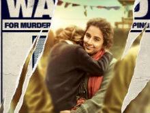 Vidya Balan's <i>Kahaani 2</i> Poster: Backstory of a Fugitive