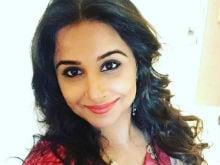 When Vidya Balan Scandalised Her House Help