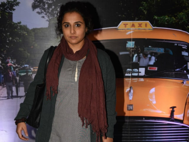 What Vidya Balan Said When Asked About Working With Superstars
